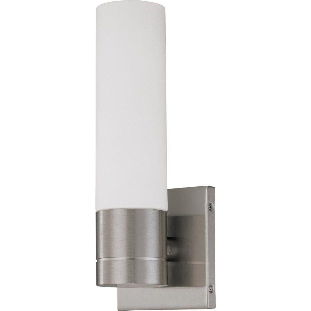 Photo of Link 1 light wall light, gray, Nuvo Lighting