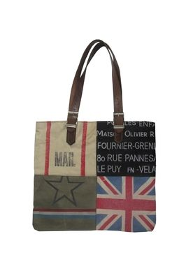 These Recycled Handbags Are Crafted In India From Reclaimed Leather Canvas Tarps And
