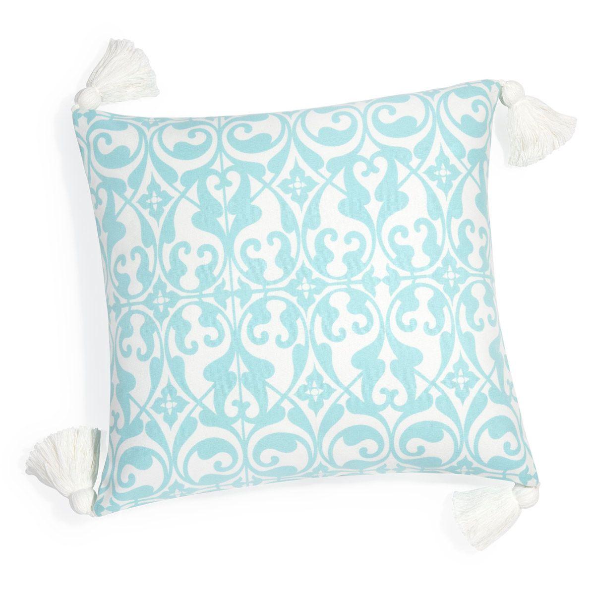 housse de coussin marmara azur tendance motifs graphique pinterest housse de coussins. Black Bedroom Furniture Sets. Home Design Ideas