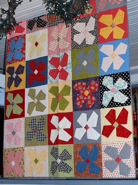 Buggy Barn Quilts Patterns : buggy, quilts, patterns, Buggy, Flowers, Quilt, Patterns,, Patterns