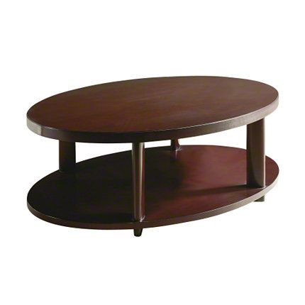Baker Furniture : Oval Coffee Table   3474 : Barbara Barry : Browse Products