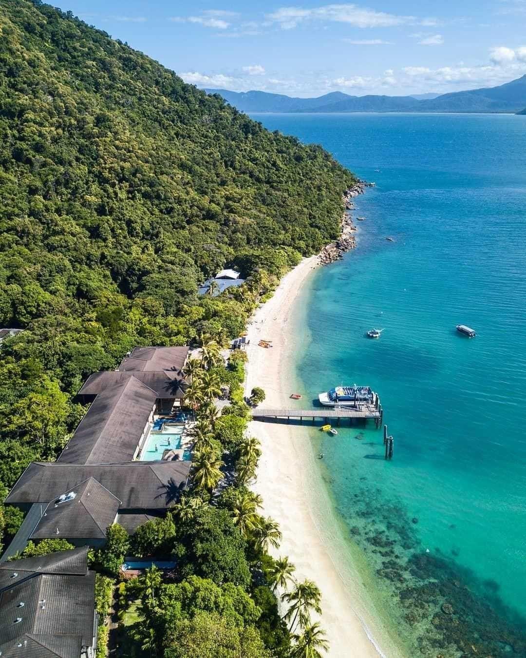Fitzroy Island Queensland: Fitzroy Island Resort , Queensland , Australia