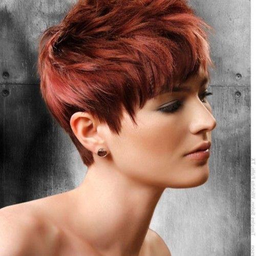 coupe de cheveux armée de l'air Coiffures cheveux courts