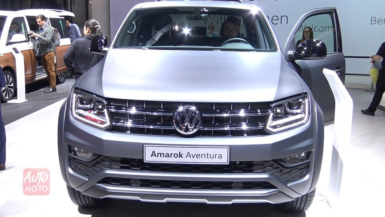 Perfect Review New Vw Amarok 2020 Uk And Images And Pics Di 2020