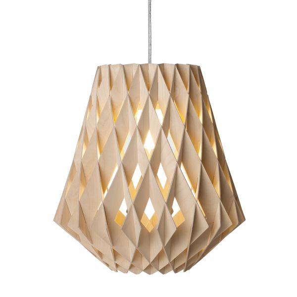 Pilke pendant lamps were created by the industrial designer Tuukka Halonen for…