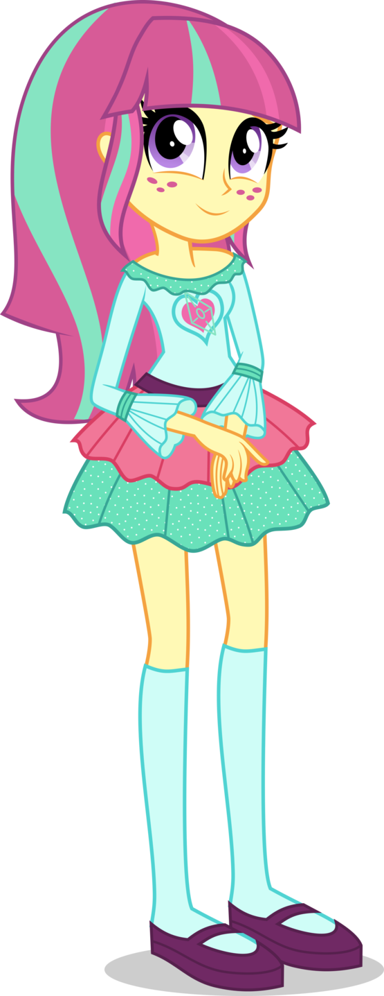 AU Sour Sweet (redesign) by xebck on DeviantArt