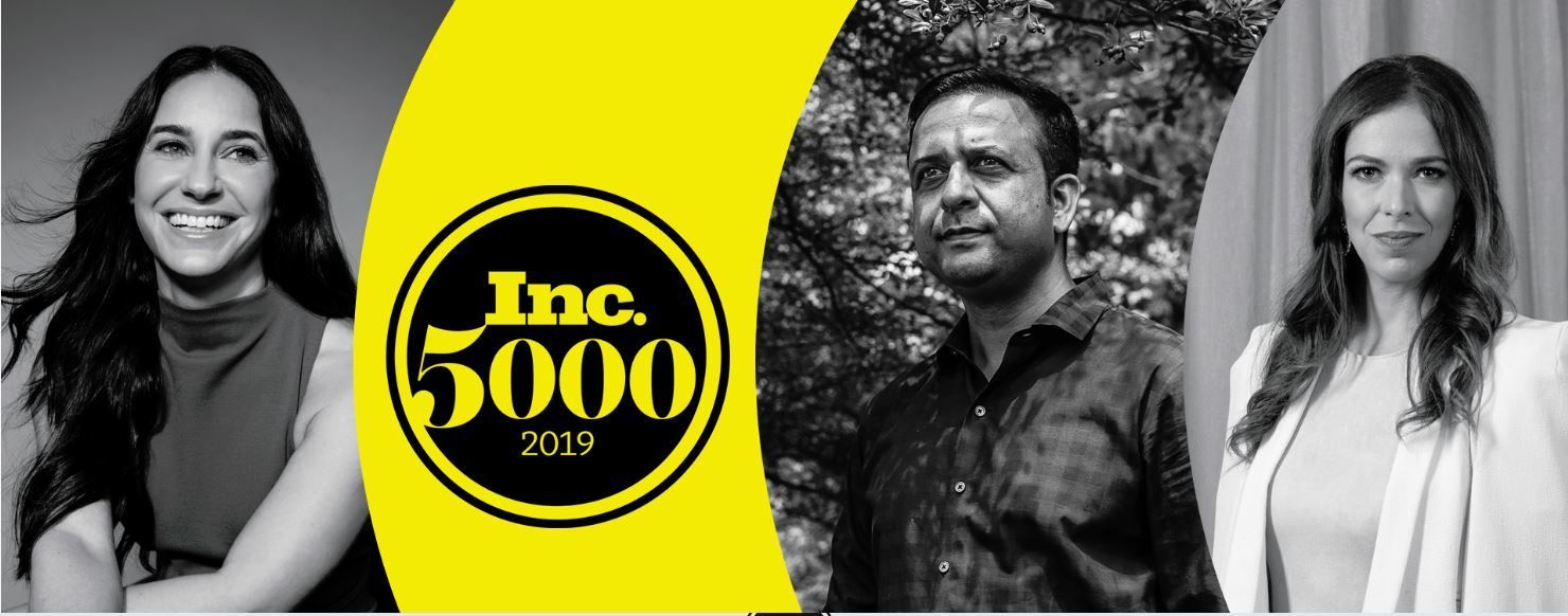 SanJose companies on Inc.'s fastestgrowing 5000 list