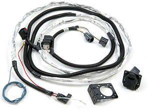 mopar 7 pin wiring harness