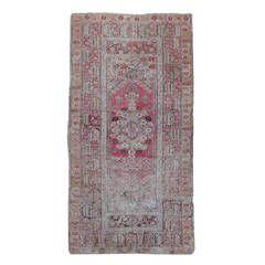 Antique Ghiordes Rug