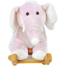 Walmart: Radio Road Toys Voice Recording Rocker, Pink Elephant