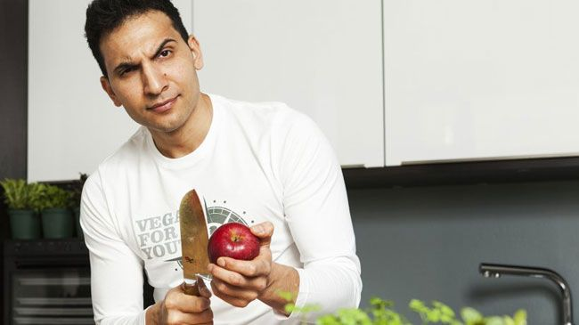 Attila Hildmann – Star der veganen Kochszene