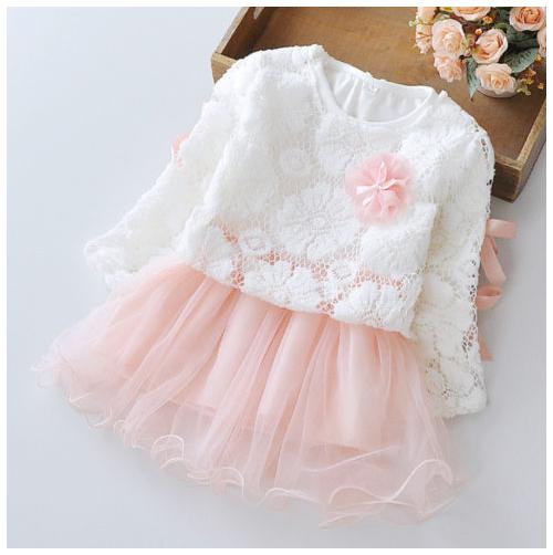 54cd72540 Vestidos de fiesta para niñas de 2 años con diseños que nuestra pequeña  pueda usar en