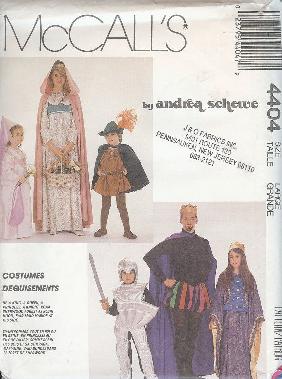 King Queen Knight Princess Robin Hood Storybook  by Zombarella