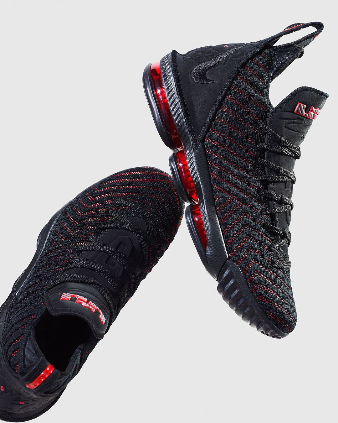 official photos b9e8a d706c Nike LeBron 16  SNEAK A PEAK♥ in 2019  Sneakers, Nike boots,