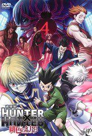Hunter X Hunter Episode 54 English Sub Hunter Movie Hunter X Hunter Hunter Anime