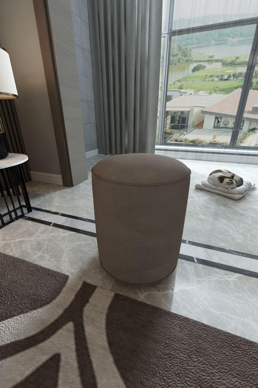 Imza Puf Koltuk Kahve 2020 Koltuklar Ofis Sandalyesi Mobilya