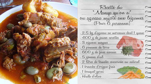 Les Carnets De Julie Le Mange Qu On A De France Les Carnets De Julie Recettes De Cuisine Recette