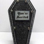 coffin invite