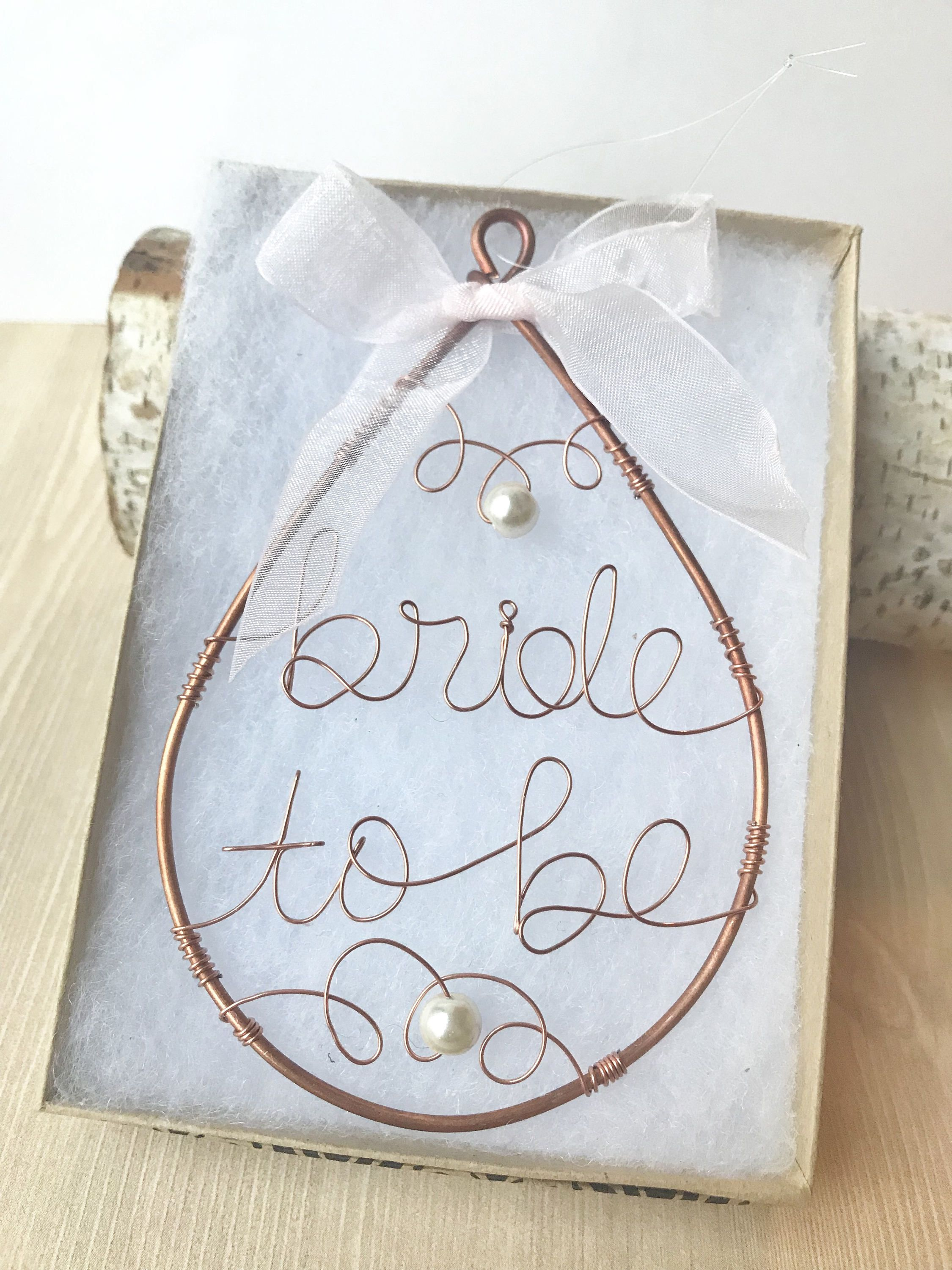 Bride to Be, Engagement Present, Bride Decor, Newlywed Gift, Wedding ...