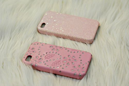 iphone cases pink
