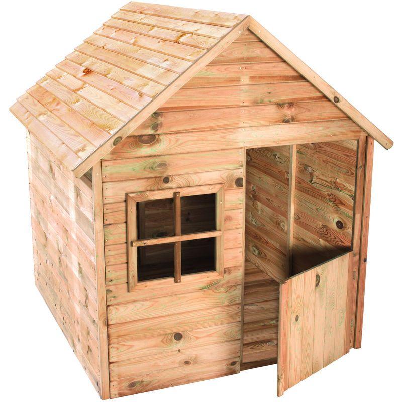 maison cabane enfant cabanes d 39 enfants house home projects et playroom. Black Bedroom Furniture Sets. Home Design Ideas