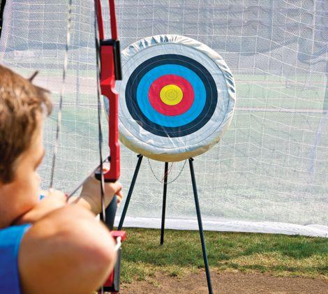 Archery Backstop Netting Gopher Sport Archery Archery Range Archery Target