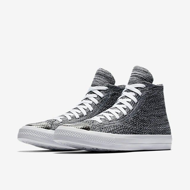 CONVERSE CHUCK TAYLOR ALL STAR X NIKE FLYKNIT HIGH TOP  cd259f434a15