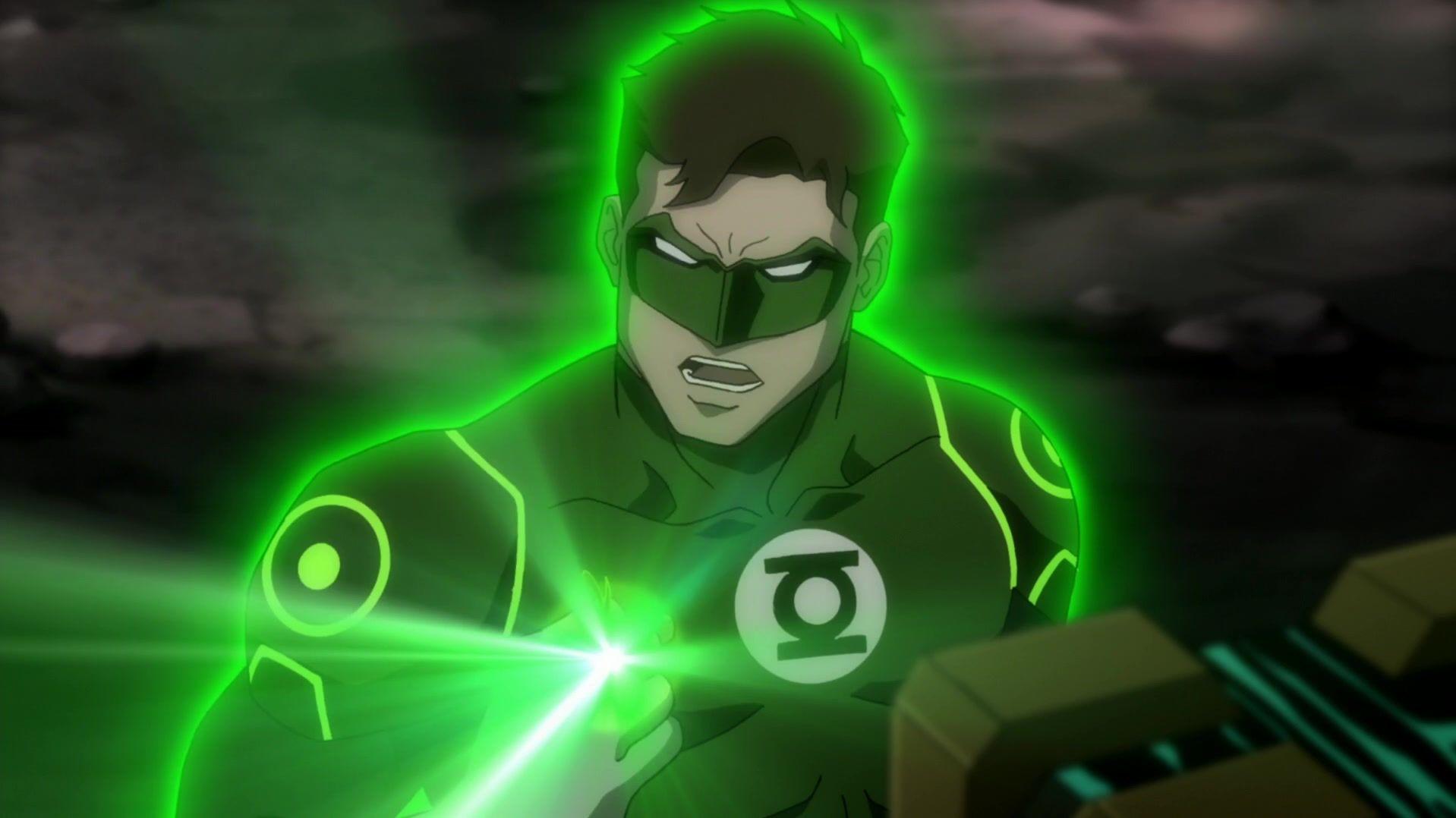 Justice League War 2014 Green Lantern And Batman Green Lantern Green Lantern Hal Jordan Green Lantern Corps