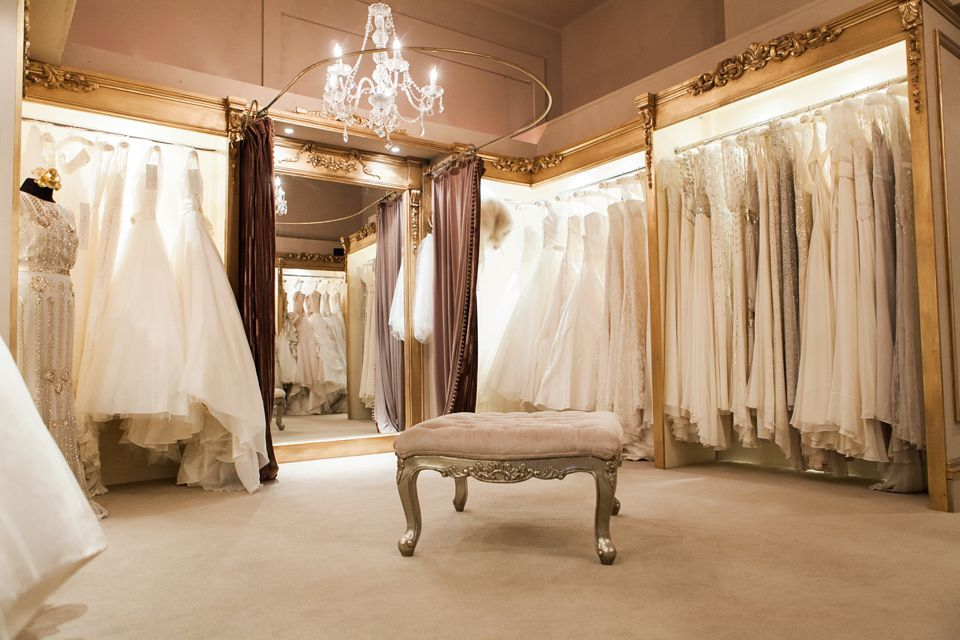 The Bridal Collection, Harrogate – An Indulgent & Luxurious Boutique Experience #bridalshops