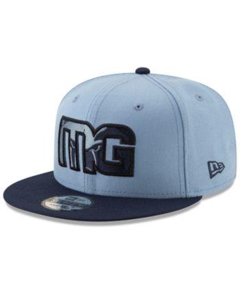 New Era Memphis Grizzlies Light City Combo 9FIFTY Snapback Cap - Blue  Adjustable d35df2c6687