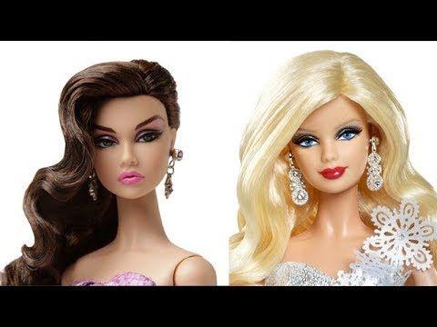 Barbie Doll Hairstyles How To Make Barbie Hairstyle Barbie Hair ...