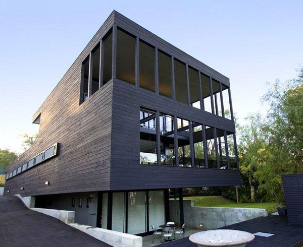 Beautiful Modern Waterfront Home   Timber Design In Australia