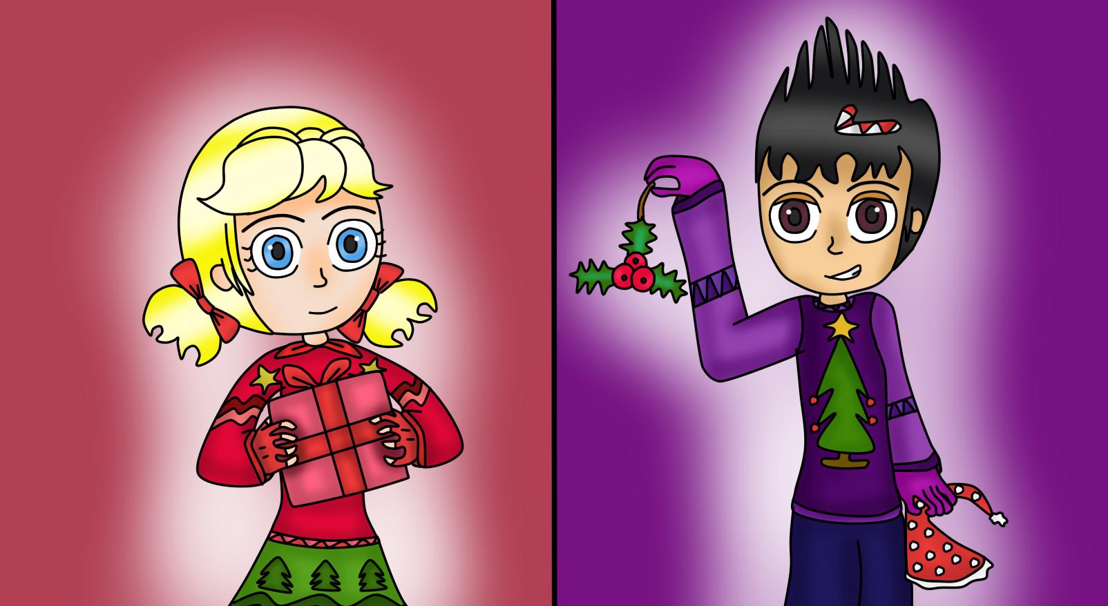 Especial De Navidad Talon X Penny Talenny 01 Inspector Gadget Penny Fan Art