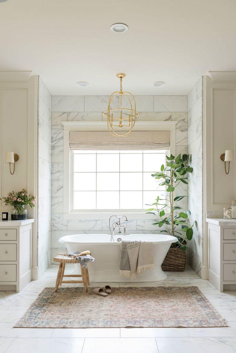 Cove Remodel Master Suite Studio Mcgee Master Bathroom Bathroom Decor Bathroom Transformation