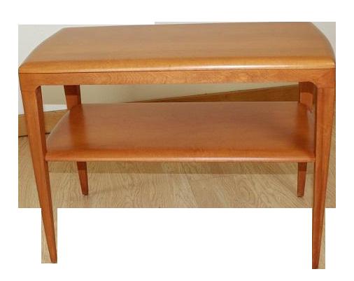 Heywood Wakefield M317 End Table On Chairish