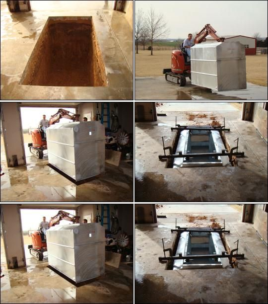 Tornado Shelter For Garage For The Home Pinterest