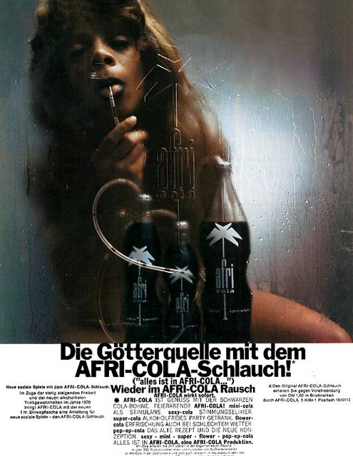 Wilp Charles De Ad Ph 1970 Die Gotterquelle Mit Dem Afri Cola