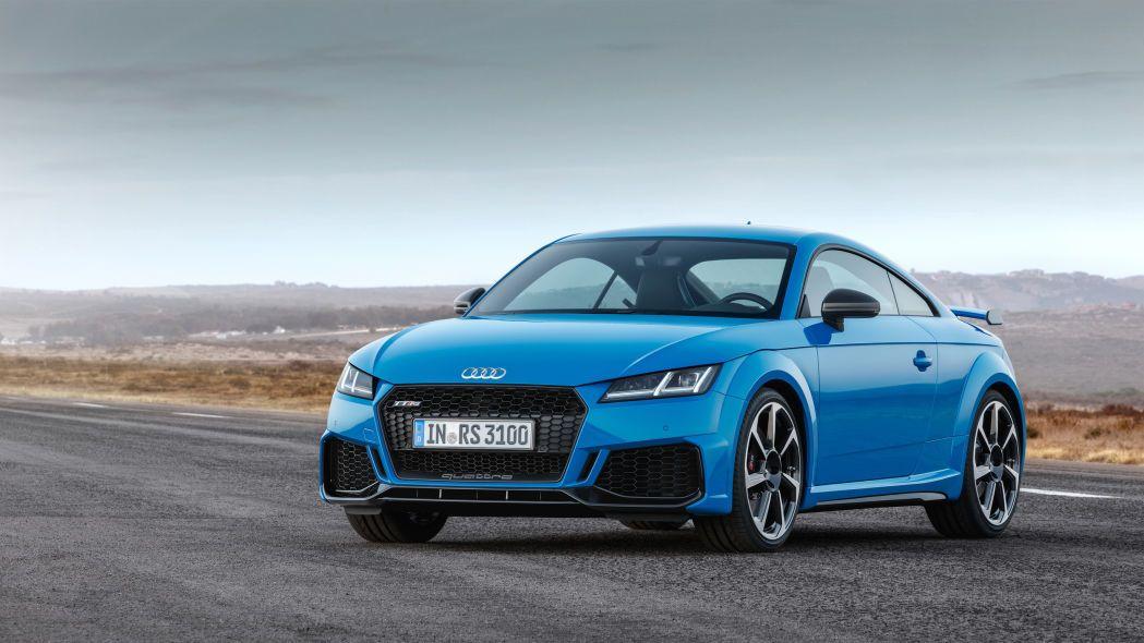 2020 Audi Tt Rs Coupe And Convertible Get A Few Design Tweaks Audi Tt Audi Tt Rs Audi