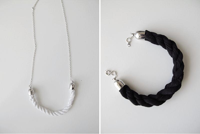 DIY Three Strand Braided Bracelet Necklace DIY Pinterest - Diy braided necklace