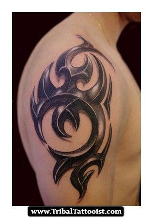 3d tribal tattoo - google-søk   tattoooooos   pinterest   tattoos