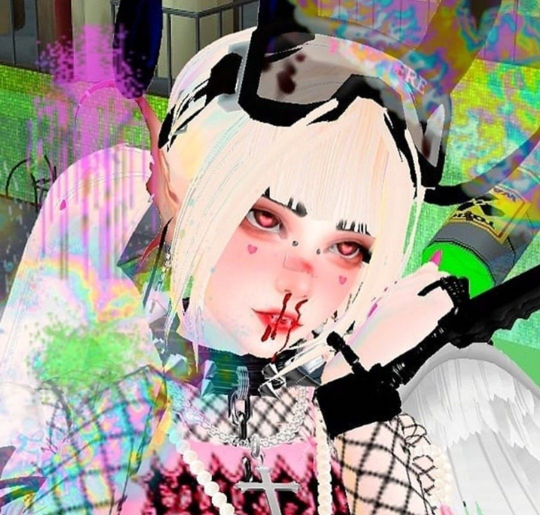 icons by sugar ! Gothic anime, Cute icons, Anime