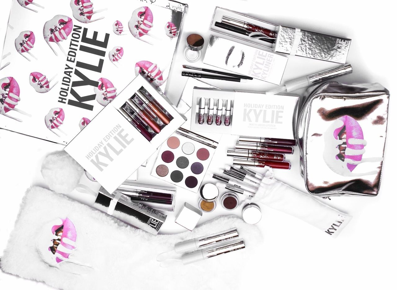 KYLIE COSMETICS \u2014 The Holiday Collection by \u201cKylie Cosmetics\u201d