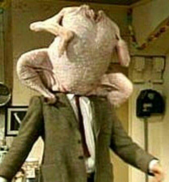 Mr. Bean Christmas | Christmas Turkeys And Chicken Lollipops ...
