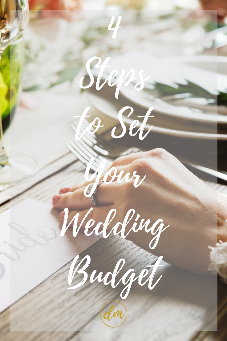 how to set your wedding budget setting your wedding budget is