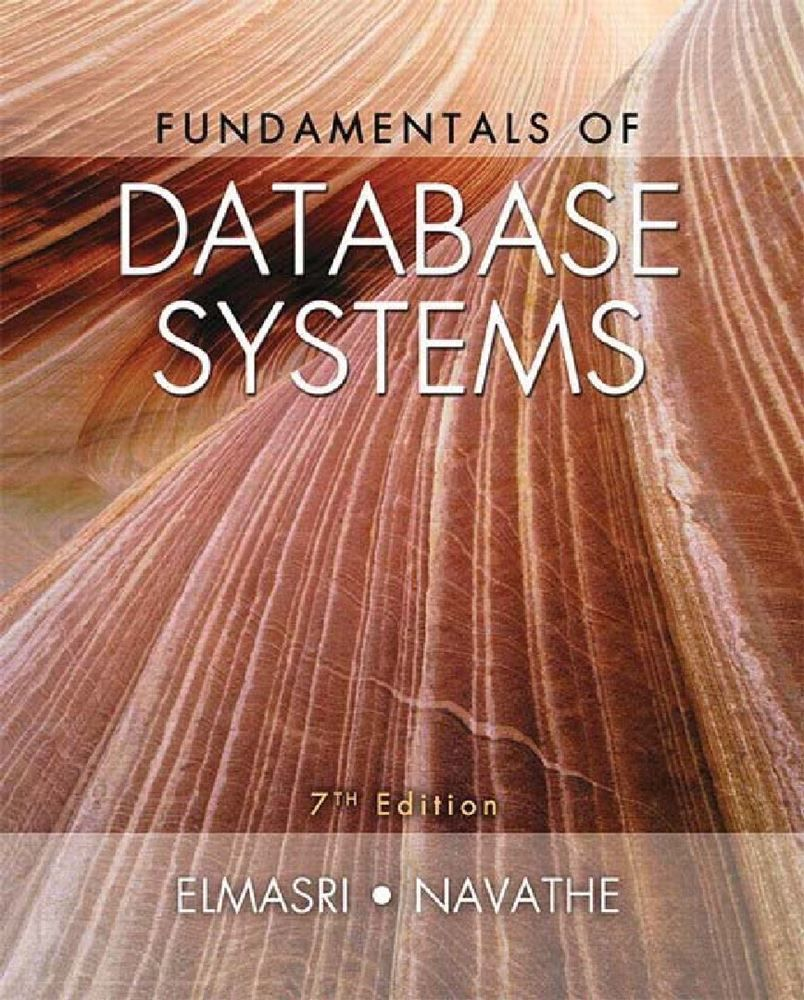 Fundamentals Of Database Systems Elmasri Navathe 4th Edition Pdf
