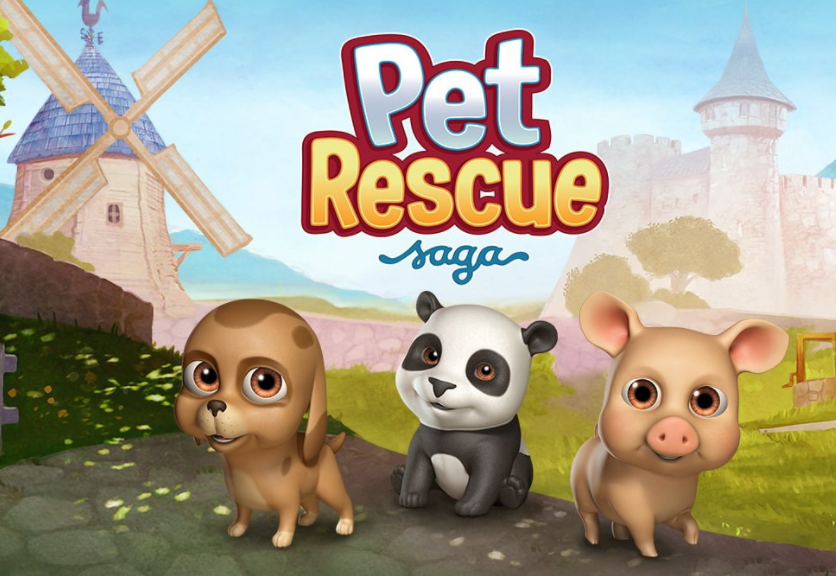 Android Game App Pet Rescue Saga Free Download The Apk