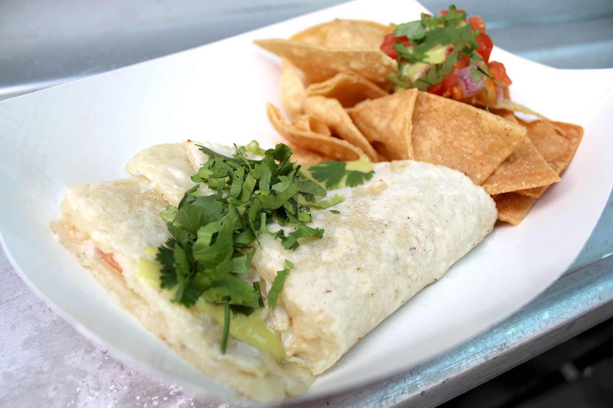 SoHo Taco\'s appeal is quite continental! Here\'s a shot of our ...