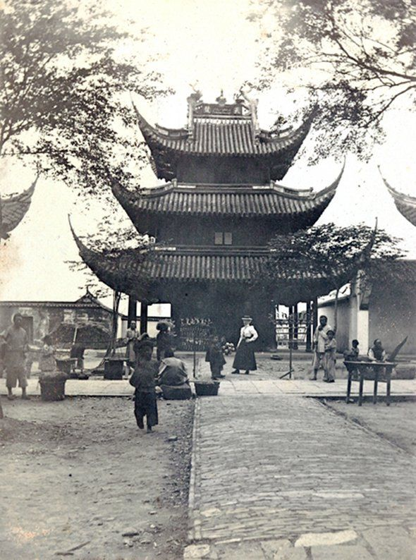 historical photos what shanghai looked like 100 years ago