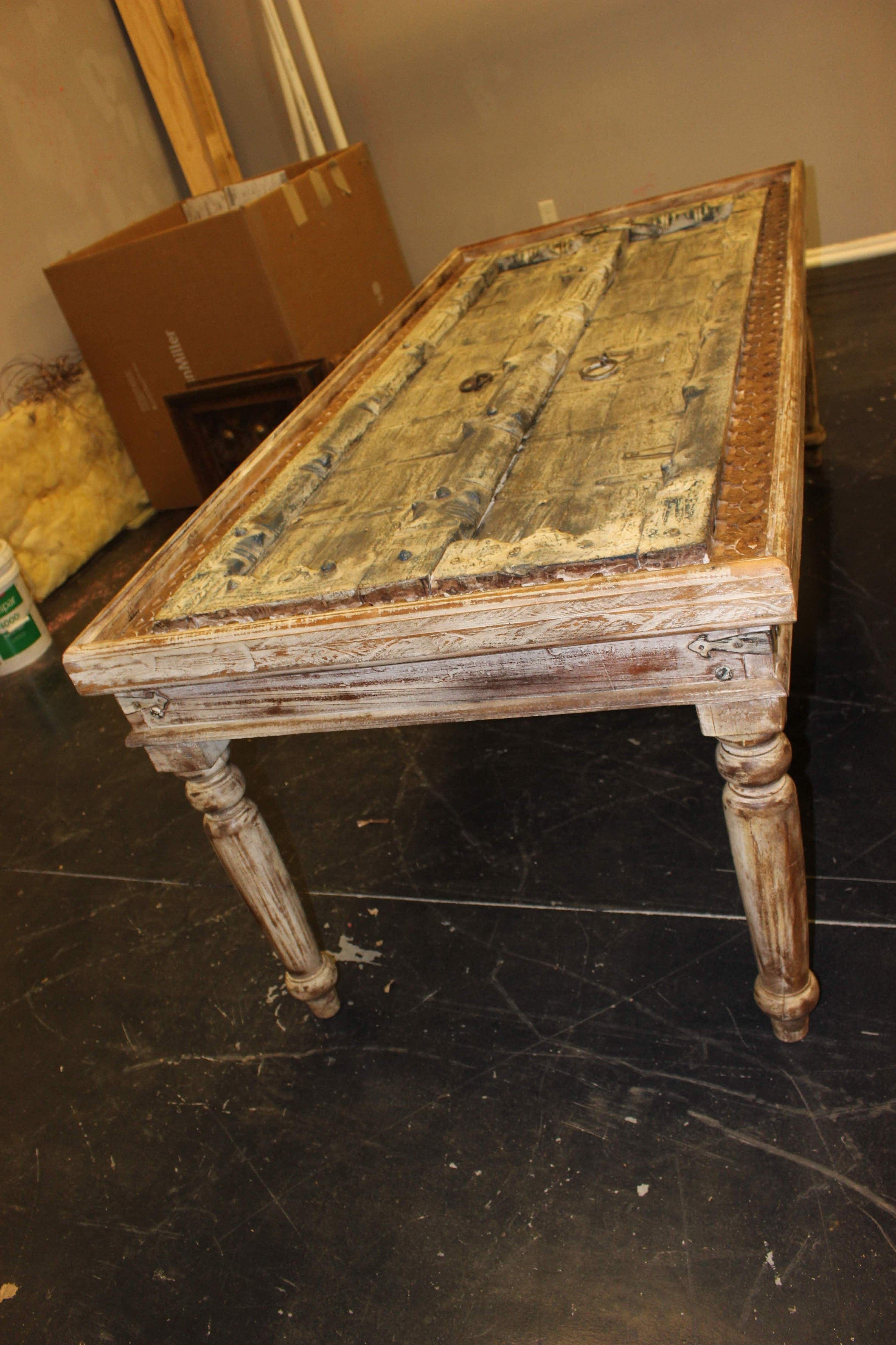 29++ Antique rustic table ideas