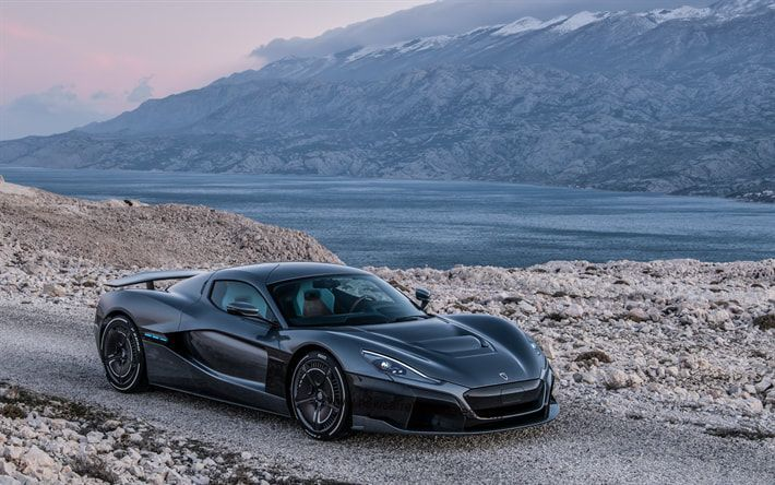 2019 Rimac C Two 2019 Sports Electric Coupe Supercar Electric 2019 Rimac Sports Cars Luxury Best Luxury Sports Car Sports Cars